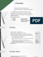 Dsl 04 Processes