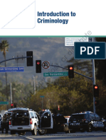 87029 Chapter 1 Introduction to Criminology