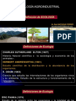 1. ECOLOGIA AGROINDUSTRIAL. Definiciones Ecologia.pptx