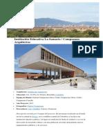 Institución Educativa La Samaria