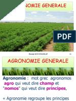 Agronomie Gme Etud