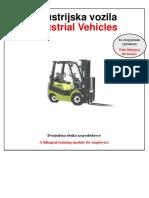 Industrijska Vozila (Dvojezična Obuka)