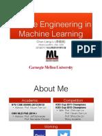 Feature Engineering Handout