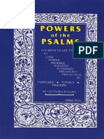 Anna Riva Power of the Psalms