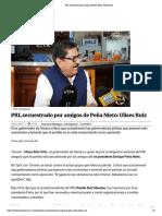 24.01.19 PRI, secuestrado por amigos de Peña Nieto