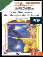 Los Guerreros Del Templo de La - Chris Martindale (1)