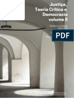 Justiça, Teoria Crítica e Democracia - Volume II