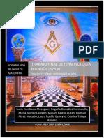 Vocabulario Bilingue de Masoneria