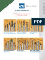 Catalogue Fraises 2012