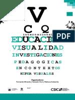 Educacion y Visualidad Investigaciones Pedagogicas Contextos Hiper Visuales