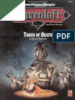 Ravenloft - Adventure - Touch of Death v2nd