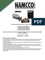 NAMCCO Sistemas Hidraulicos 2