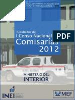CENSO 2012 CENACOM