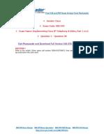 PassLeader 300-070 Exam Dumps (1-30)