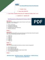 PassLeader 300-070 Exam Dumps (31-60)