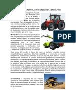 Implementos Agricolas y Su Utilizacion Agricultura