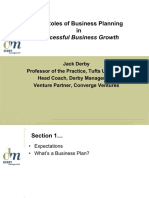 Business Planning 1