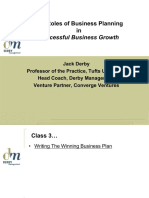 Business Planning 3