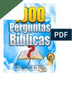 1000 Perguntas Biblicas UNIV BIB