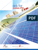Handbook for Solar Photovoltaic