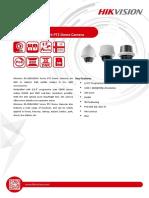 Especificaciones DS-2DE4220W IK10