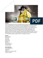 Breaking Bad [Temporada 1][1080p][Dual Latino Ingles]