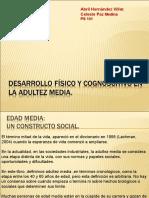 Desarrollo Físico y Cognoscitivo en La Adultez Media