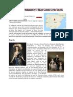 María Josefa Pimentel y Téllez-Girón