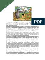 El Libro de La Selva Resumen