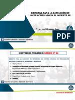 Presentación PPT - Directiva de Ejecución.pdf