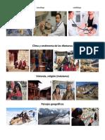 Vivienda, Religion, Vestimenta, De Los Tibetanos, Altiplano de Bolivia, Montañas y Valles