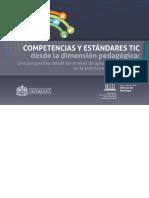 Competencias y Estándares TIC Desde La Dimensión Pedagógica Ccesa007