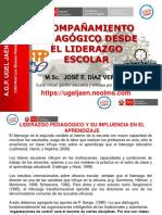 Acompañamiento Pedagogico Desde El Liderazgo Escolar J.diaz-Ccesa007