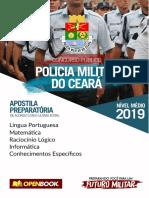 Apostila PMCE 2019