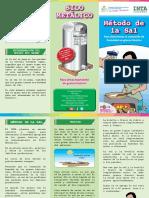 Brochure Metodo de La Sal 2013