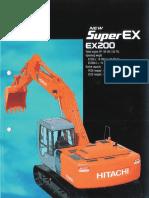 EX200 3 Brochure