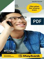 EINS TakafulHero15 Brochure (1)