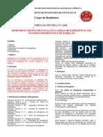 """IT-12-DIMENSIONAMENTO-DE-LOTAÄ«O-E-SA÷DAS-DE-EMERG""""NCIA-EM-CENTROS-ESPORTIVOS-E-DE-EXIBIÄ«O"""