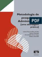 Livro - Estatística Aplicada às Ciências Sociais -  Cap. 2