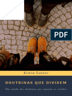 Erwin W. Lutzer - Doutrinas Que Dividem