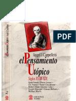 Angel J. Cappelletti - El pensamiento utópico. Siglos XVIII-XIX.pdf