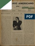 Repertorio Americano - 12 de marzo 1936