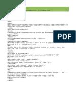ejercicios de html