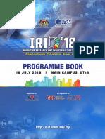 IRID 2018