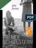 Ahrens, Renate - Fremde Schwestern (2011, Verlagsgruppe Droemer Knaur).epub