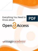 Everything You Need to Know Abour Open Access