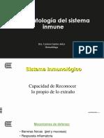 Fisioaptologia Del Sistema Inmune