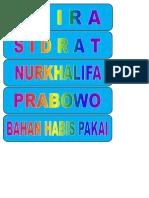 Nama Loker