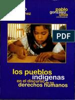 Los Pueblos Indigenas en El Discurso de Los Derechos Humanos