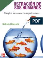 Extracto Administracion de Recursos Humanos